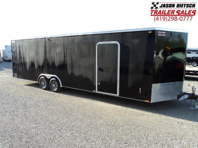 2018 Legend Manufacturing STV8.5X30TA52 Enclosed Cargo Trailer...STOCK# 317517