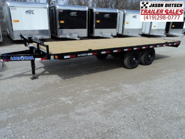 2020 Load Trail 102X20 Deck Over Trailer... STOCK# LT-199442