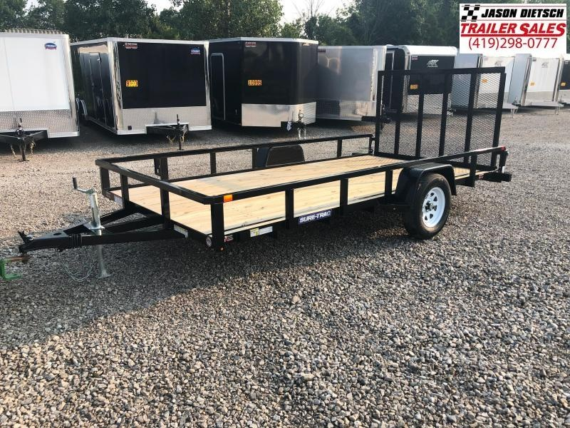 2018 Sure-Trac 7X14 Tube Top Utility....STOCK# ST-226382