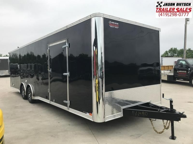 2020 United Trailers XLT 8.5X28 STANDARD HEIGHT Car / Racing Trailer....STOCK# UN-166481