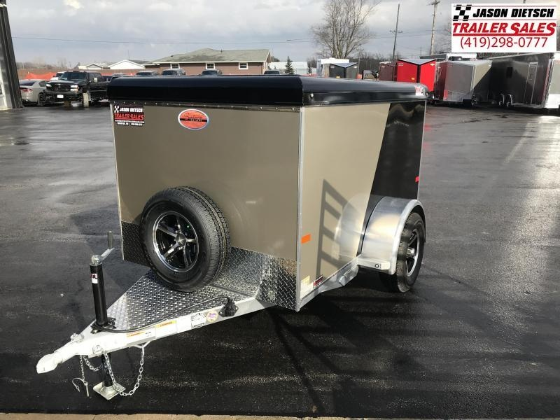 2020 Sundowner MiniGo 5X8 Enclosed Cargo Trailer....Stock#SD-CA3316