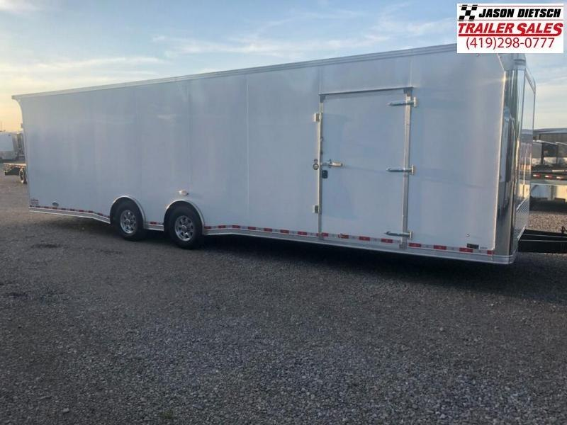 2019 United Trailer UXT 8.5x32 Enclosed Extra Height Carhauler....Stock#UN-163223