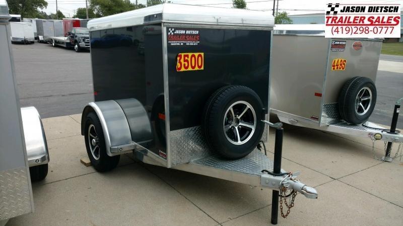 2019 Sundowner MiniGo 4X6 Enclosed Cargo Trailer....Stock#SD-CA2860