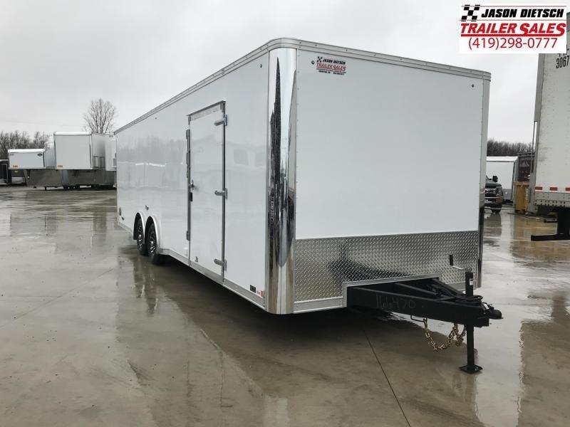 2020 United Trailers XLT 8.5X28 Car / Racing Trailer....STOCK# UN-166474