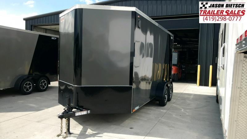 2020 Legend Manufacturing 7X18 STV Enclosed Cargo Trailer....STOCK# LG-1317358