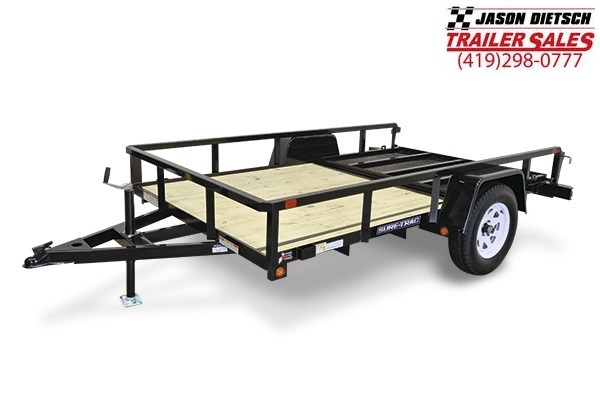 2018 Sure-Trac 6X10 Tube Top Utility....ST-220789