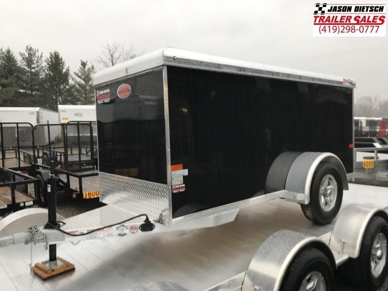 2019 Sundowner MiniGo 4X10 Enclosed Cargo Trailer....Stock#SD-CA3161