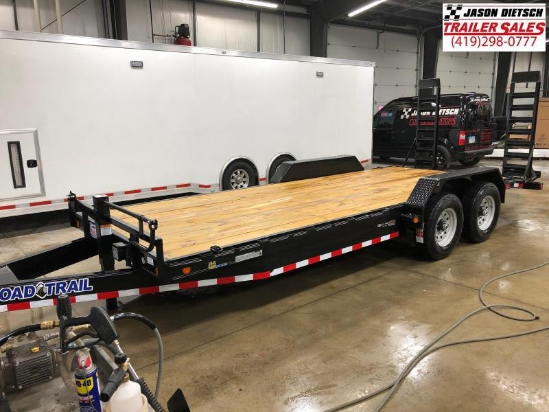2019 Load Trail 83X20 Tandem Axle Carhauler....STOCK# LT-185659