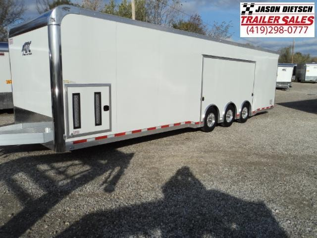 2018 ATC All Aluminum 8.5X32 Carhauler Xtra Hi....Stock #AT-1175