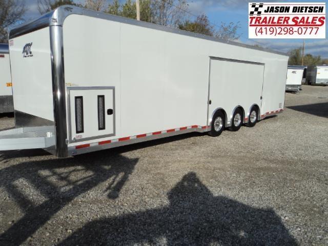 2018 ATC All Aluminum 8.5X32 Carhauler Xtra Hi....Stock #AT-1175