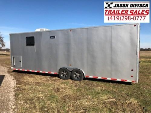2011 American Hauler Industries CHT8528TA3 Car / Racing Trailer