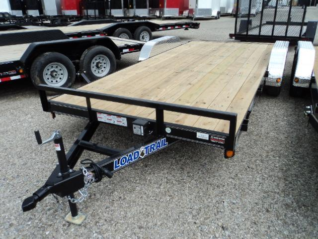 2017 Load Trail CP 83x18 Tandem Axle Carhauler....Stock#LT-41418