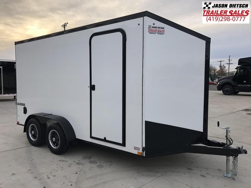 2019 Impact Trailers 7x14 EXTRA HEIGHT Enclosed Cargo Trailer....IMP001345
