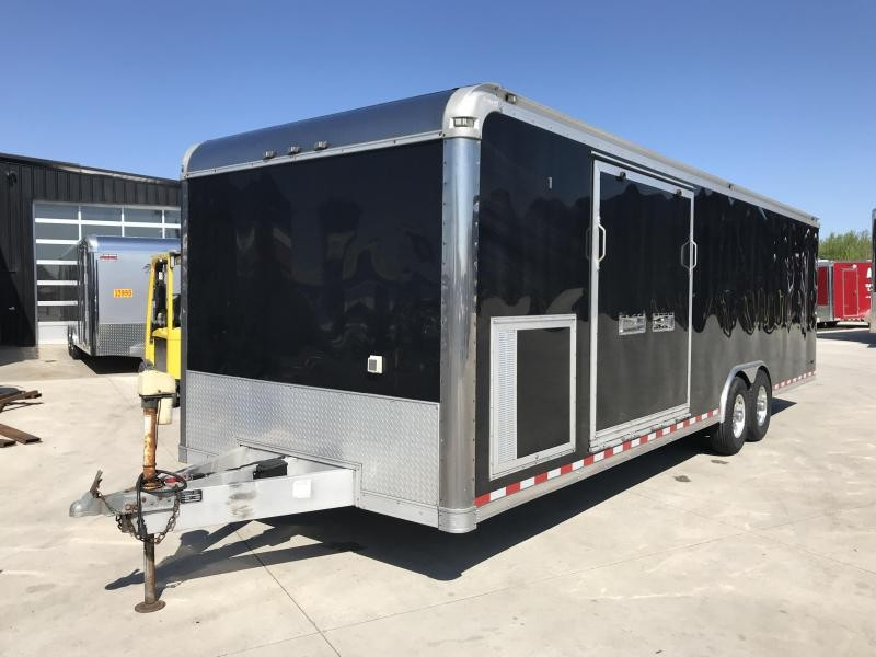 2005 Haulmark 8.5x28 Car / Racing Trailer