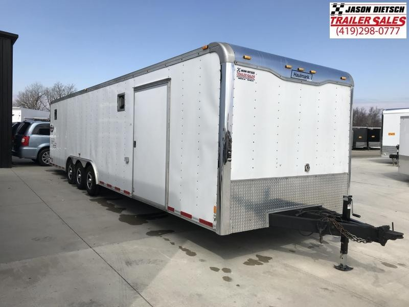 2007 Haulmark RT85X32WR3 Car / Racing Trailer