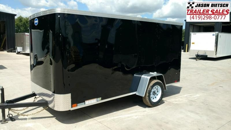 2020 United XLE 6X12 Enclosed Cargo TRAILER....Stock# UN-169928