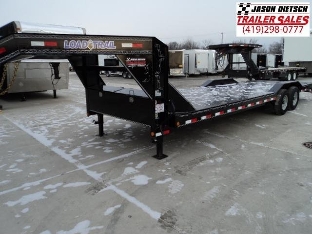 2018 Load Trail GC 102x28 Tandem Axle Gooseneck Car Hauler Trailer....Stock#LT-158073