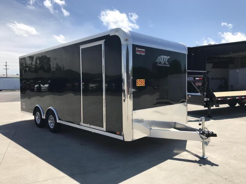 2020 ATC RAVAN 8.5X20 Car / Racing Trailer....STOCK# AT-218401