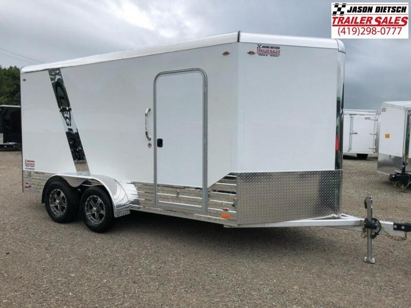 2019 Legend Manufacturing 7x17 EXTRA HEIGHT DVNTA35 Enclosed Cargo Trailer... STOCK# 317853