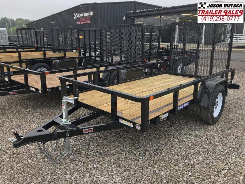 2018 Sure-Trac 5X10 Tube Top Utility... Stock# ST-229974