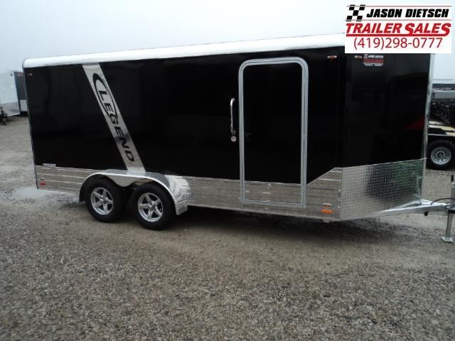 2018 Legend Manufacturing 7x19 DVNTA35 Enclosed Cargo Trailer... STOCK# 317907