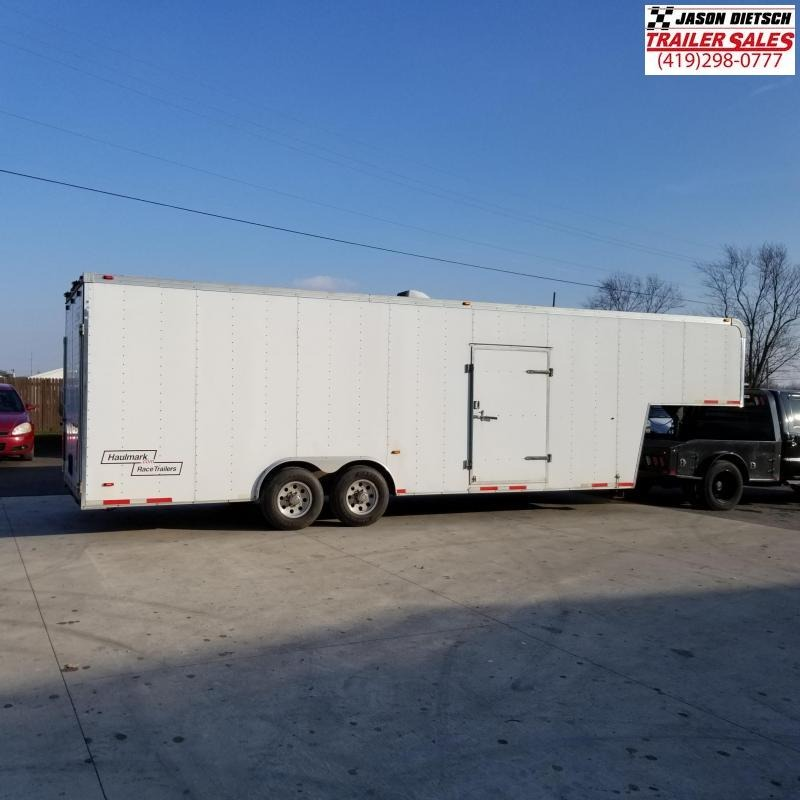 2010 Haulmark 8.5X32 Enclosed Cargo Trailer
