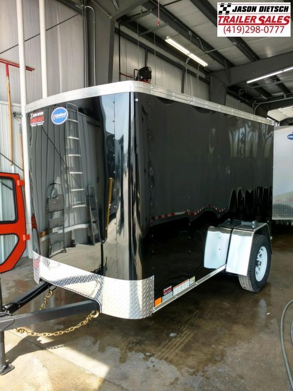 2020 United XLE 5X10 Enclosed Cargo TRAILER....Stock# UN-170658