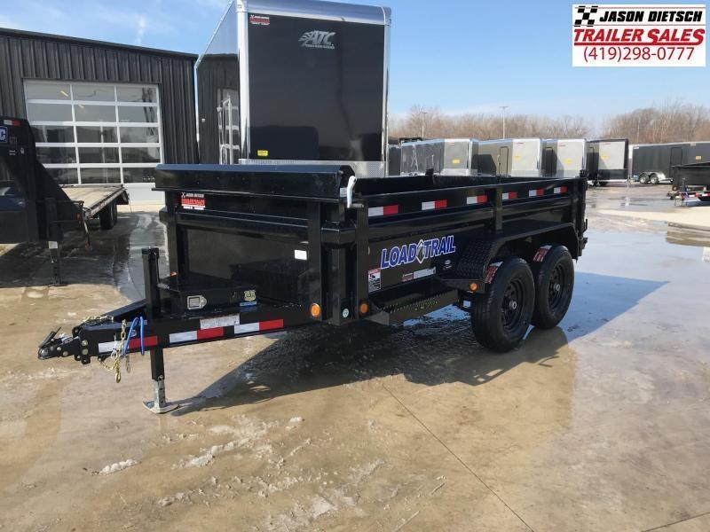 2019 Load Trail 72X12 Tandem Axle Dump Trailer....STOCK# LT-182926