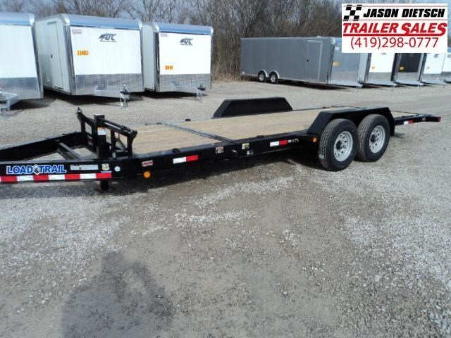 Load Trail 83inX20Ft Tilt-N-Go Tandem Axle Tilt Deck... Stock# LT-156564