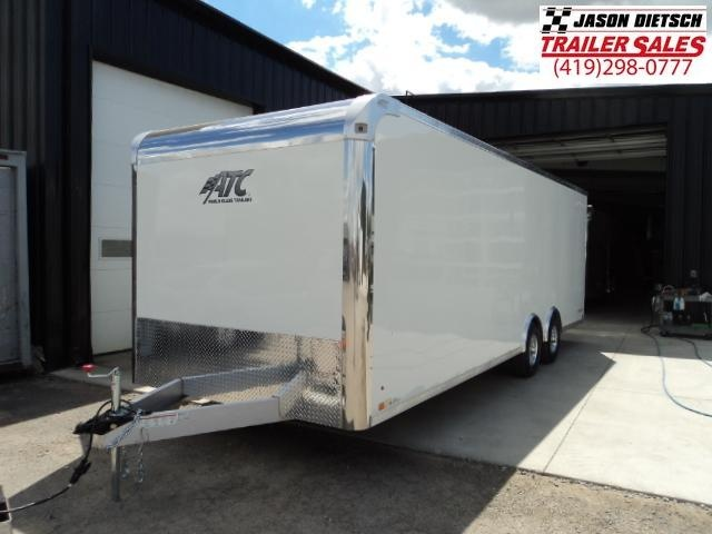 2018 ATC 8.5X24 Carhauler ....STOCK # AT-9503