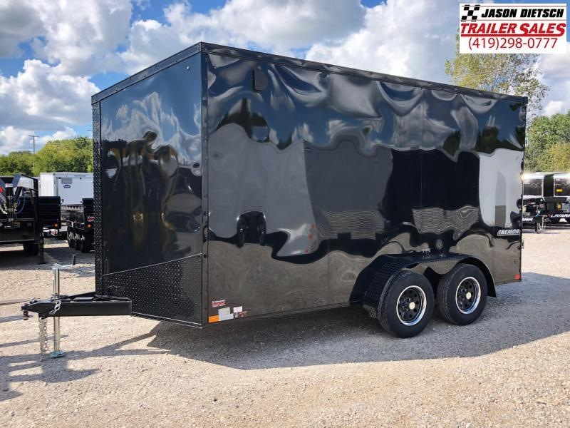2019 Impact Trailers 7x16 EXTRA HEIGHT Enclosed Cargo Trailer....IMP001248