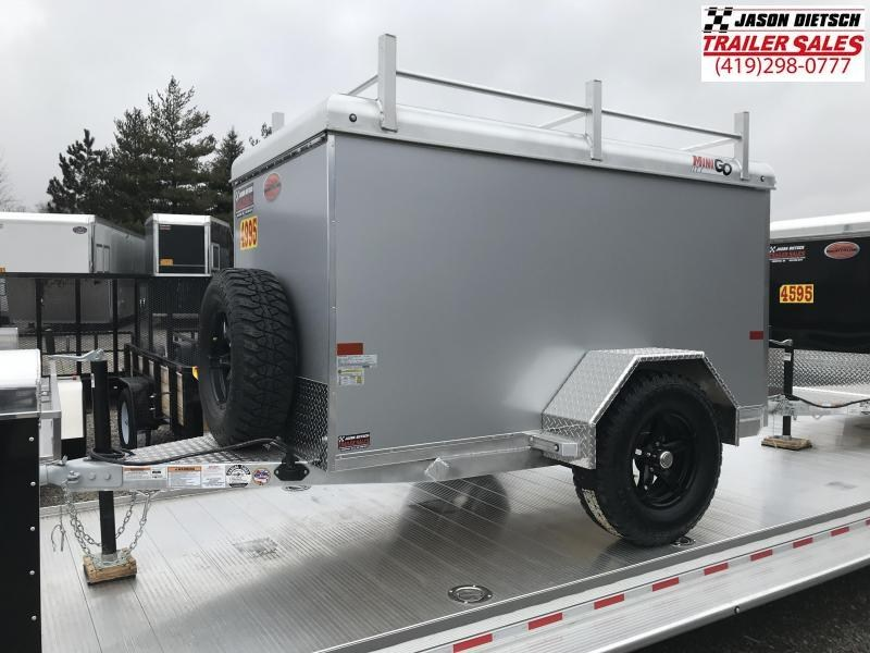 2020 Sundowner OFF-ROAD MiniGo 5X8 Enclosed Cargo Trailer....Stock#SD-CA3312