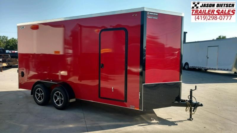2020 Legend Manufacturing 7X18 STV Enclosed Cargo Trailer....STOCK# LG-1317357