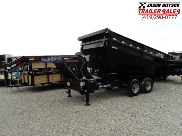2017 Load Trail DT 83x14 Tandem Axle Drop-N-Go Dump Trailer....Stock#LT-24781