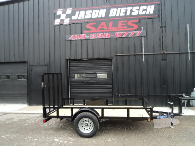 2016 Load Trail SE 60x10 Single Axle Utility Trailer....Stock#LT-98740