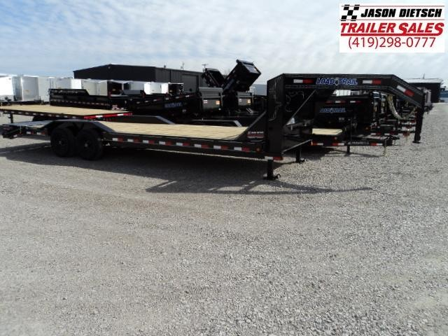 2018 Load Trail GC 102x26 Gooseneck Carhauler Trailer....Stock#LT-162066