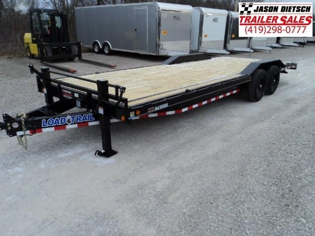 2018 Load Trail CH 102x24 Tandem Axle Car Hauler....Stock#LT-157409