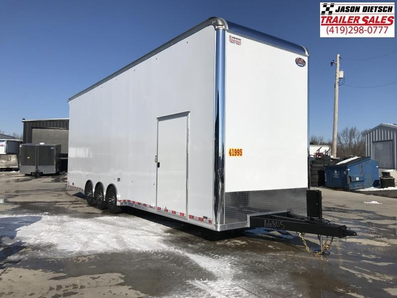 2019 United 8.5X32 Super Hauler TAG Stacker....Stock# UN-166805