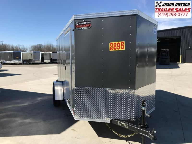2020 United XLV 6X12 V-Nose Slant Enclosed Cargo Tr....Stock# UN-167992
