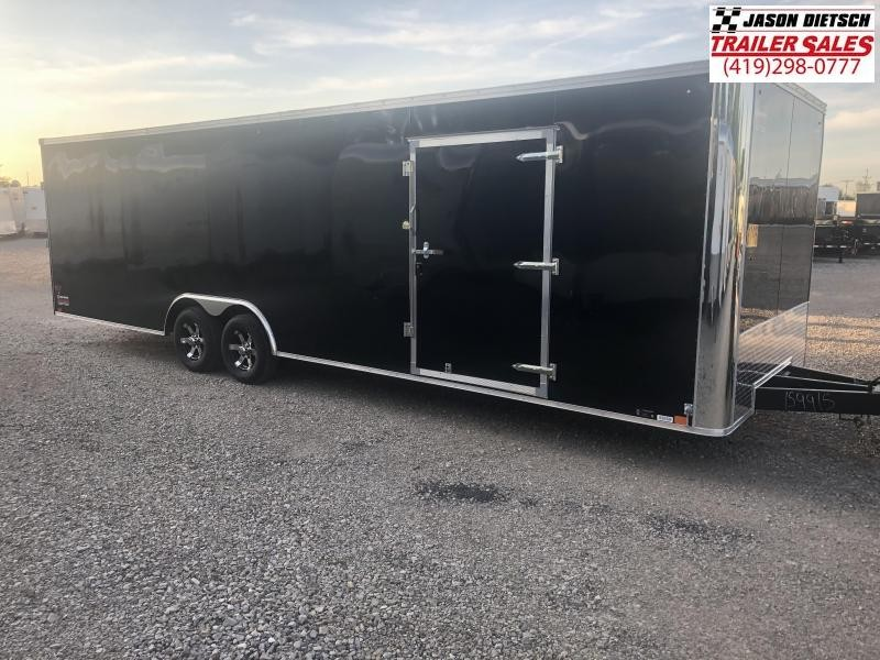 2019 UNITED XLT 8.5X28 STANDARD HEIGHT...UN-159915