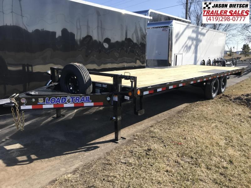 2018 Load Trail 102X25 Equipment Trailer... STOCK# LT-161667