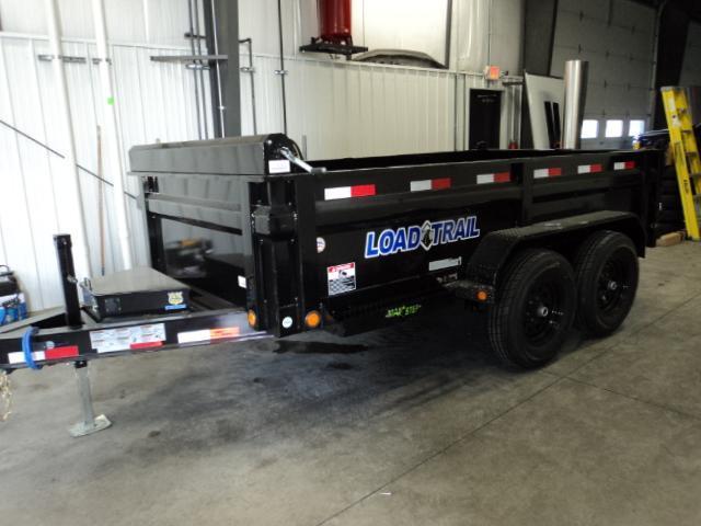 2018 Load Trail DT 72x12 Tandem Axle Dump Trailer....Stock#LT-163786