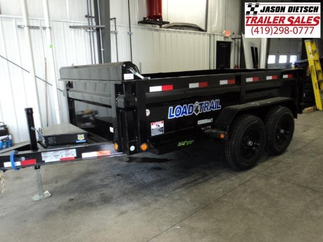 2018 Load Trail DT 72x12 Tandem Axle Dump Trailer....Stock#LT-163786