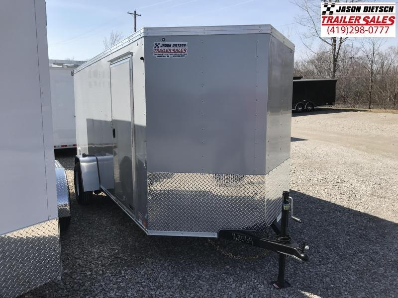 2020 United Trailers XLV 6X14 Enclosed Cargo Trailer....STOCK UN-168106