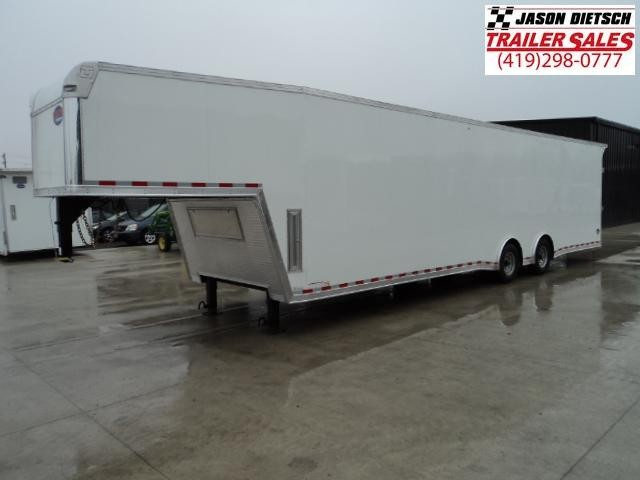 2018 United Trailers 8.5X40 Car / Racing Trailer STOCK#...UN-161851