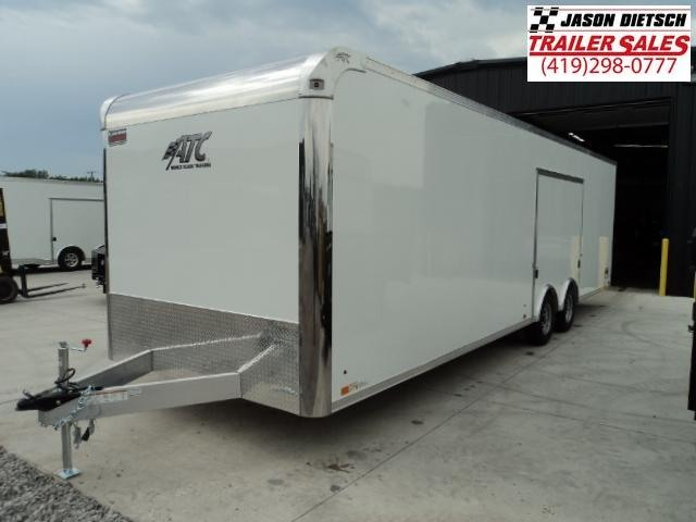 2018 ATC 8.5X28 Carhauler PLUS....STOCK # AT-9773
