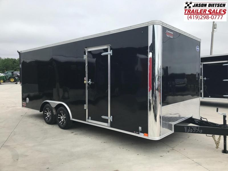2020 United Trailer XLT 8.5X20 Enclosed Cargo Trailer....Stock# UN-166356