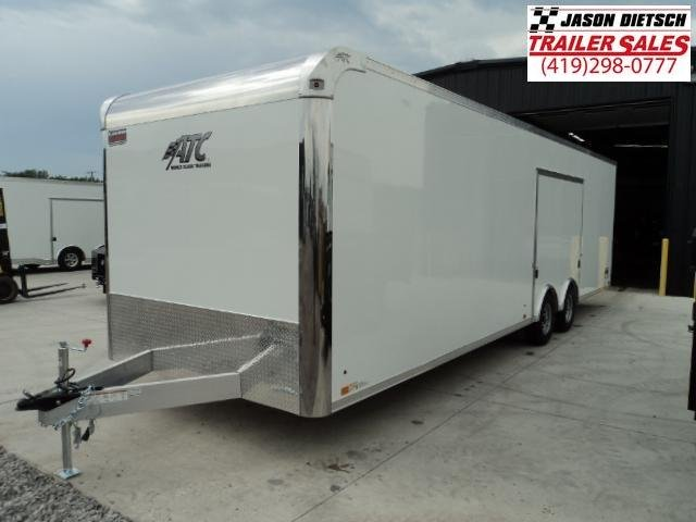 2018 ATC RAVAB 8.5X28 CAR HAULER.... STOCK # AT-209719