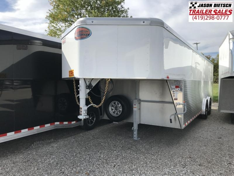 2019 Sundowner Trailers 8x32 Enclosed Cargo Trailer.... STOCK# SD-CA2902
