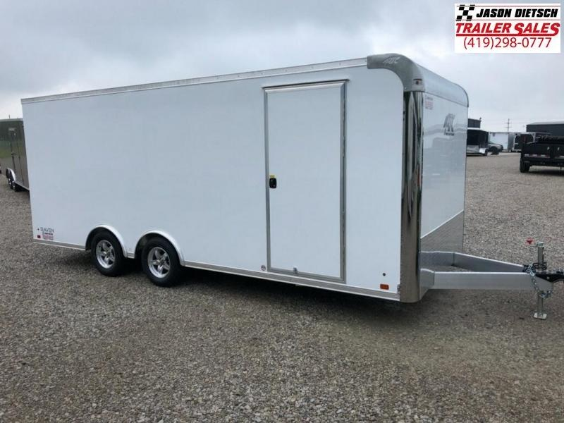 2019 ATC 8.5X20 RAVAN Carhauler ....STOCK # AT-215486
